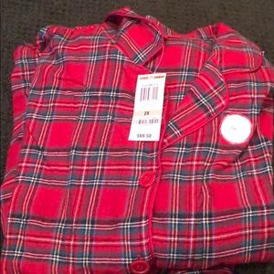 Red Pajama set